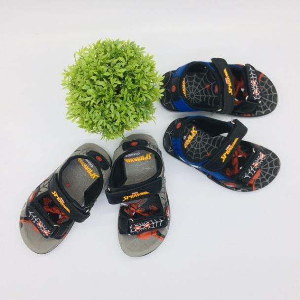 (form to) Sandal Nhện Sz24 -36 Đế Dẻo Da Mềm Siêu Hot Cho Bé Trai ( Hàng Công Ty Sx Tại Việt Nam) giá rẻ