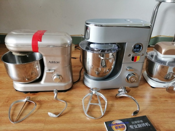 Máy trộn bột ,đánh bột,nhào bột ,đánh trứng kem  7L KITCHENLOVE FM809 1500W