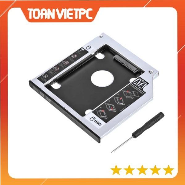 Bảng giá Khay ổ cứng Laptop CADDY BAY 2.5inch, 9.5mm Phong Vũ
