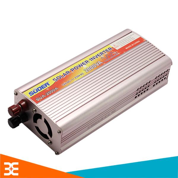 Bộ chuyển đổi điện solar SDA 12VDC lên 220VAC Sin Mô Phỏng
