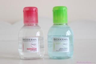 Nước Tẩy Trang Bioderma Crealine H20 Cho Da Dầu Và Da Hỗn Hợp 100ml thumbnail