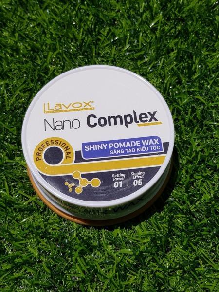 Wax tóc nam Lavox Nano complex 80ml