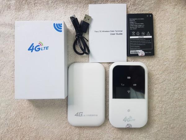 Bảng giá Thiết bị phát wifi từ sim 3G/4G LTE - Bộ Phát Wifi 4G LTE MIFI - Thiết bị phát sóng wifi 3G/4G LTE Phong Vũ