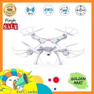 Flycam SYMA X5SW Wifi 2.4GHz Full HD 1080P, Kết nối Wifi truyền dữ liệu về điện thoại - Plycam thế hệ mới. thumbnail