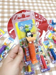PEZ Candy Kẹo Trái cây Combo đồ chơi + Vĩ Kẹo Hàng Nhật - Hình Ngẫu Nhiên (Date 2.2022) thumbnail