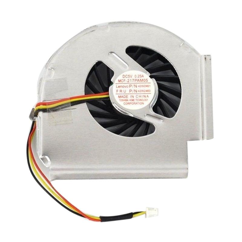 Bảng giá New CPU Cooling Fan For IBM Lenovo Thinkpad T61 T61P 3 Pin Phong Vũ