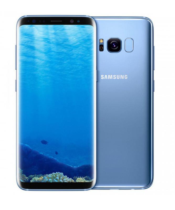 Samsung Galaxy S8 Xanh 64GB, màn hình 5.8 inch, Ram 4GB, Camera 12MP, Pin 3000mAh