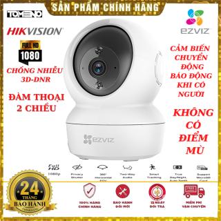 Camera IP WiFi EZVIZ C6N Quay 360 2MP (NEW) chính hãng FULLHD 1080 Camera IP WiFi Không điểm mù Camera IP WiFi bảo mật tuyệt đối Camera IP WiFi trong nhà Camera IP WiFi ngoài trời Camera IP WiFi hãng Camera IP WiFi giá rẻ bh 24 tháng thumbnail