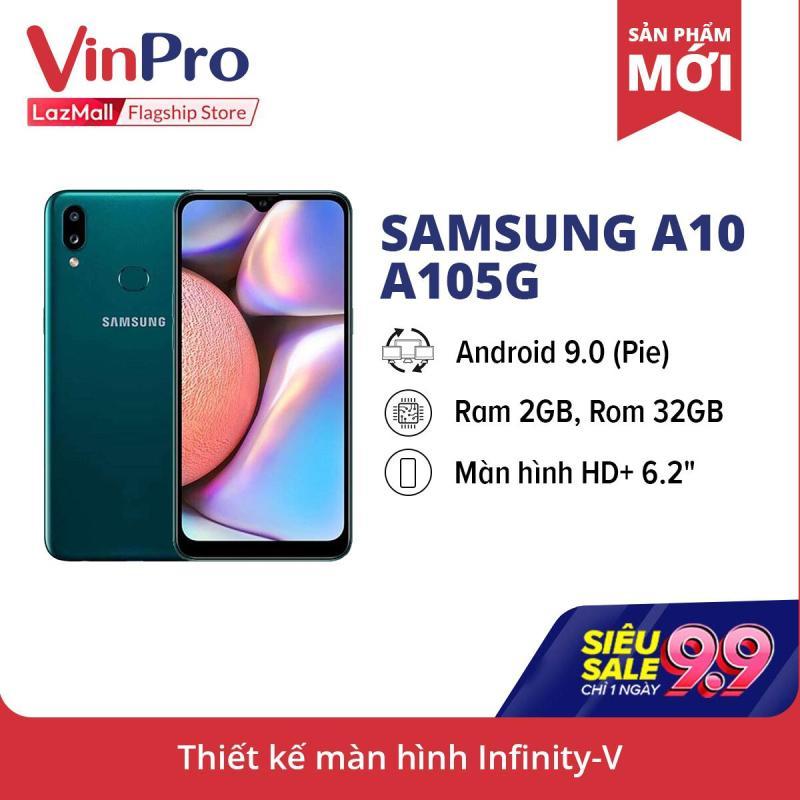 ĐTDĐ Samsung A10 A105G - 32GB