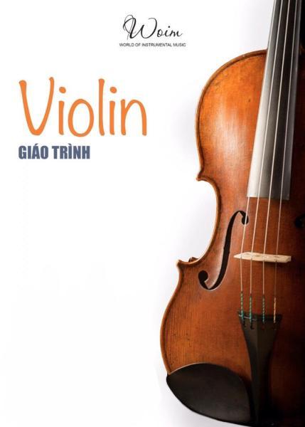 Sách Giáo Trình Hướng Dẫn Học Đàn Violin Căn Bản