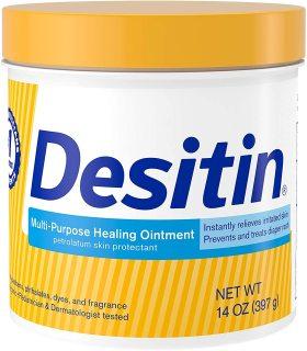 Gel chống hâm & ngừa da khô cho trẻ Desitin Multipurpose Baby Diaper Rash Ointment & Skin Protectant 397g (Mỹ) thumbnail