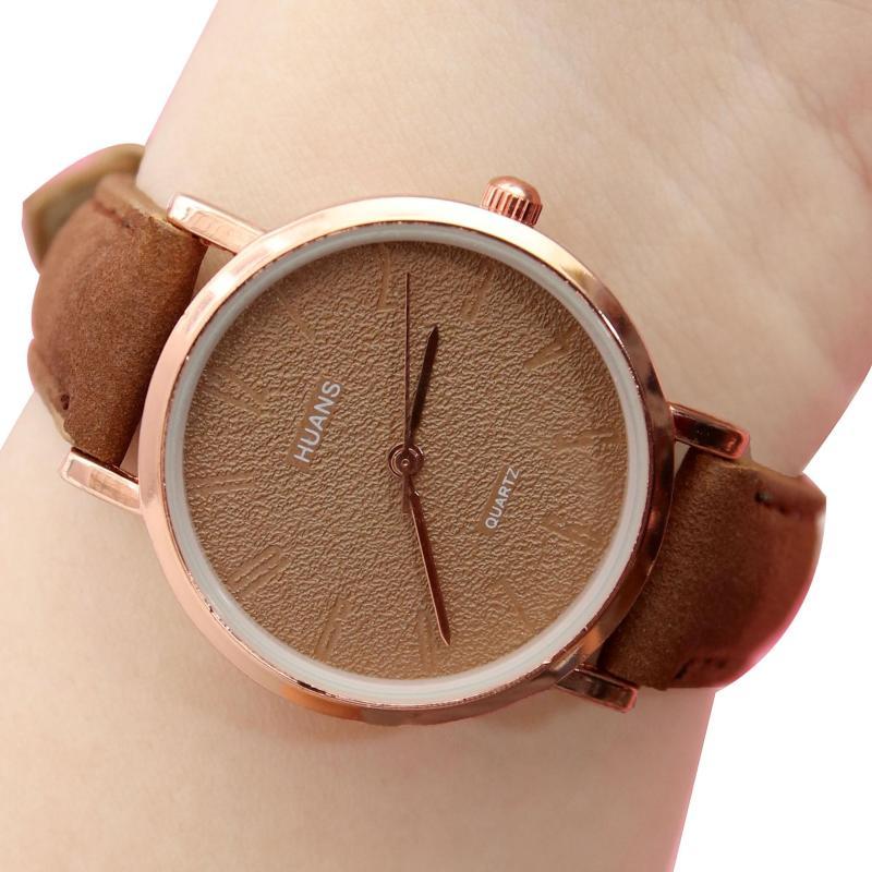 Nơi bán Đồng hồ nữ Huans có video thực dong ho nu đồng hồ nữ đẹp - Có bán kèm hộp đồng hồ giá 10k