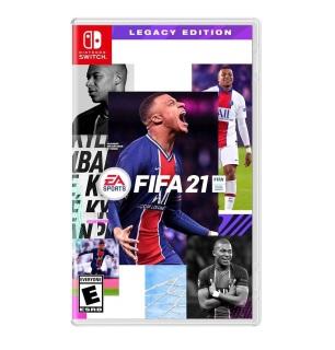Thẻ game Fifa 21 Nintendo Switch thumbnail