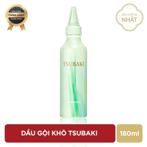 GIFT-Dầu gội khô TSUBAKI dry shampoo 180ml giá rẻ