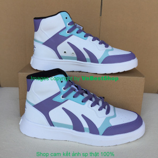 Giày Thể Thao Nữ BT Street Z Collection High Purple DSWH06200TIM ( Tím ) thumbnail