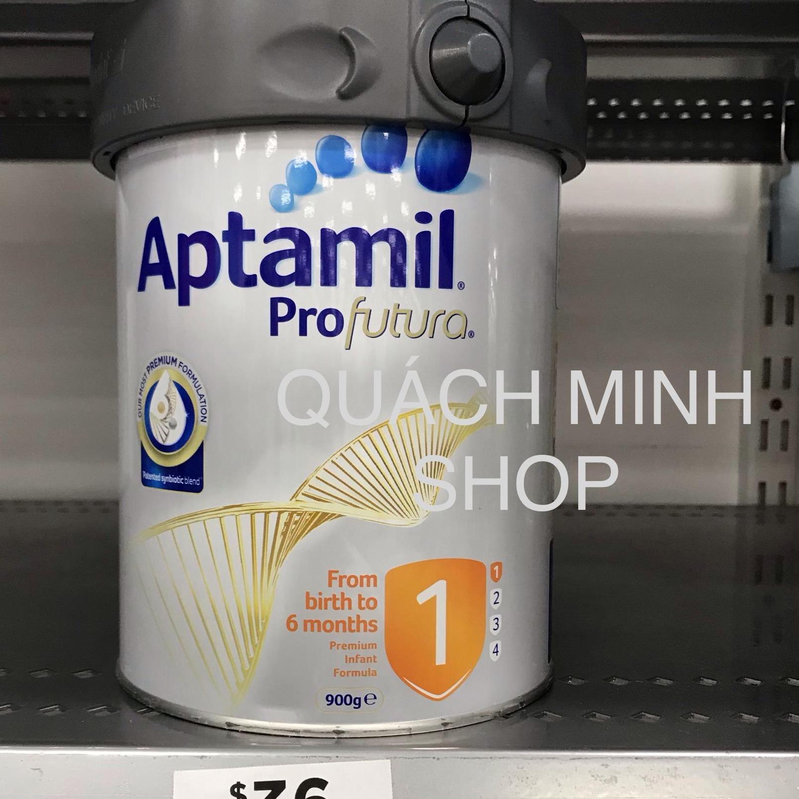 Sữa Aptamil Profutura số 2 hàng Úc