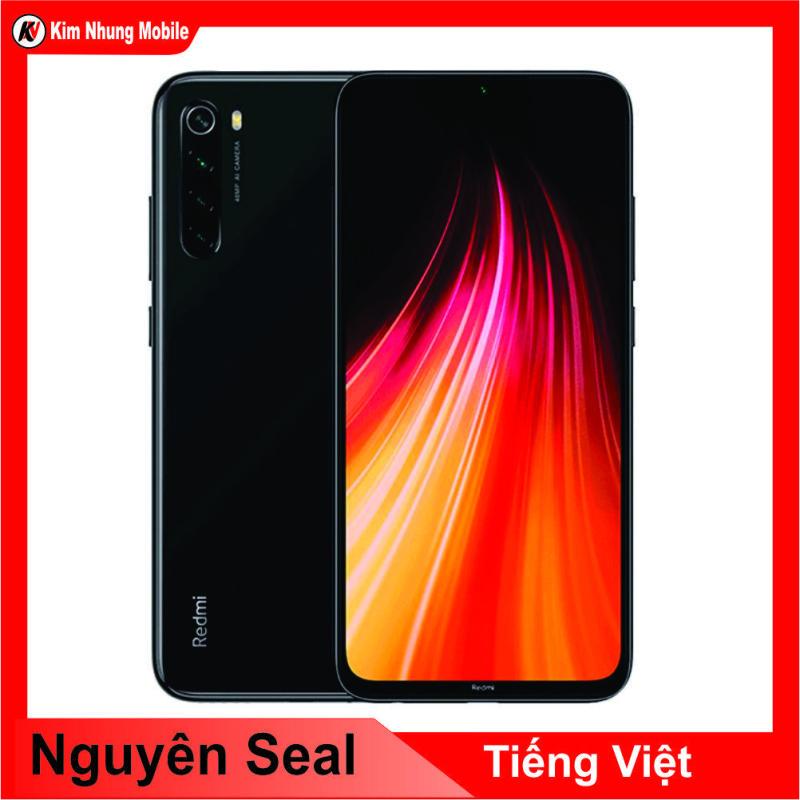 [Nhập ELJAN12 giảm 10%, tối đa 200k, đơn từ 99k]Điện Thoại Xiaomi Redmi Note 8 64GB Ram 6GB Kim Nhung - Hàng Nhập Khẩu