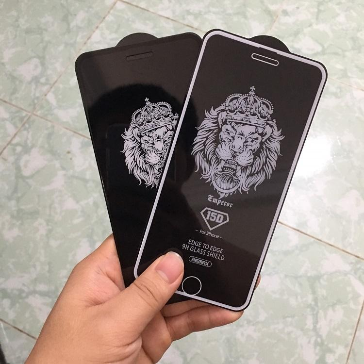 Giá Kính cường lực Iphone 15D viền mỏng full không ăn màn hình cho iphone 6/6s/6Plus/6sPlus/7/8/7Plus/8Plus/X/Xs/Xr/XsMax