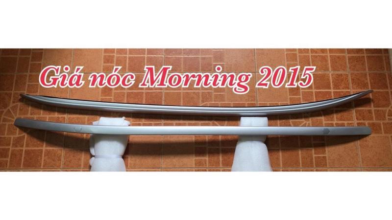 Giá nóc xe kia morning 2013-2019