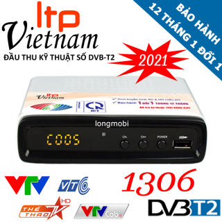 Đầu thu kts DVB-T2 LTP 1306 Moden 2021 Băt Sóng Khỏe thumbnail