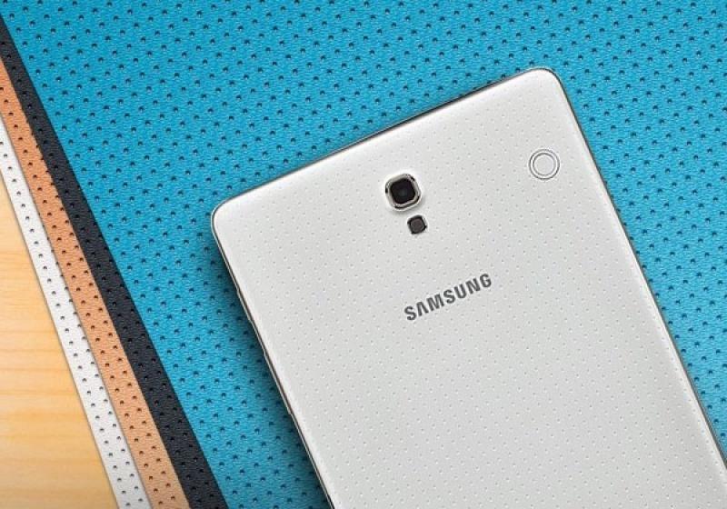 Samsung Galaxy Tab S 8.4 inch bản wiffi 16Gb add sẵn 2 phần mềm luyenthi123, tieng anh 123 bản quyền chính hãng