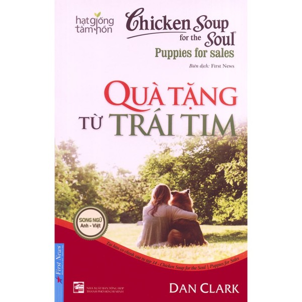 Chicken soup for the soul - Puppies for sales - Quà tặng từ trái tim (song ngữ Anh Việt)