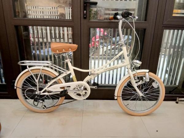 Mua Xe đạp gấp MYPALLAS M260 nội địa Nhật