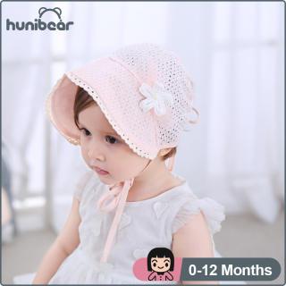 Baby Cô Gái Hat Cung Ren Hat Hat Mặt Trời Bé Thai Nhi Hat Sinh Nhật Bé Cung Điện Mũ Công Chúa Hat 0-12 Tháng