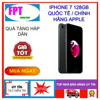 Điện thoại Apple iPhone 7 128gb mới 99%, quốc tế , LLA , chiến game mượt. thumbnail