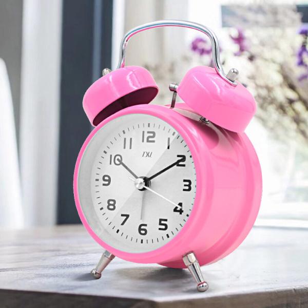 Nơi bán Đồng hồ báo thức mini , đồng hồ báo thức chuông reo cổ điển .