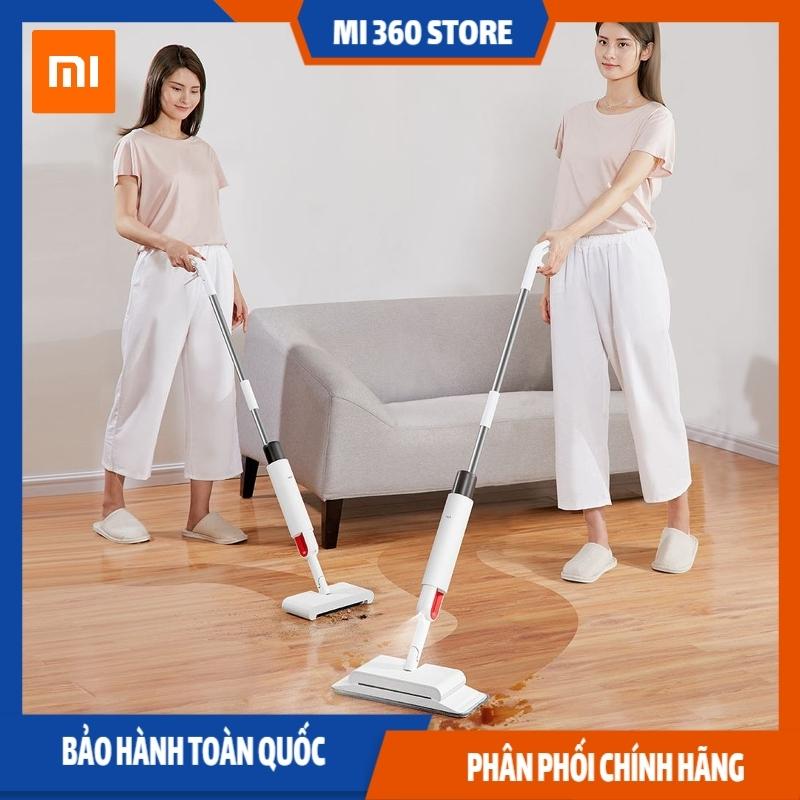 Cây Lau Nhà Xiaomi Deerma Water Spray Mop DEM-TB900 ✅ Hàng Chính Hãng