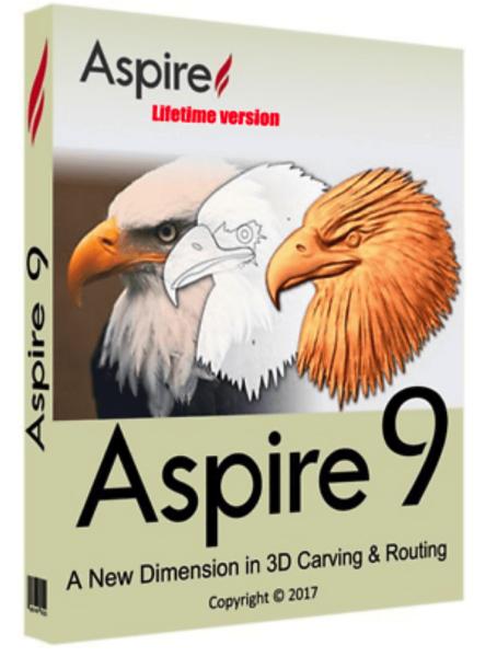 Bảng giá Phần mềm Vectric Aspire 9 bản quyền + Clip Art Bonus Phong Vũ