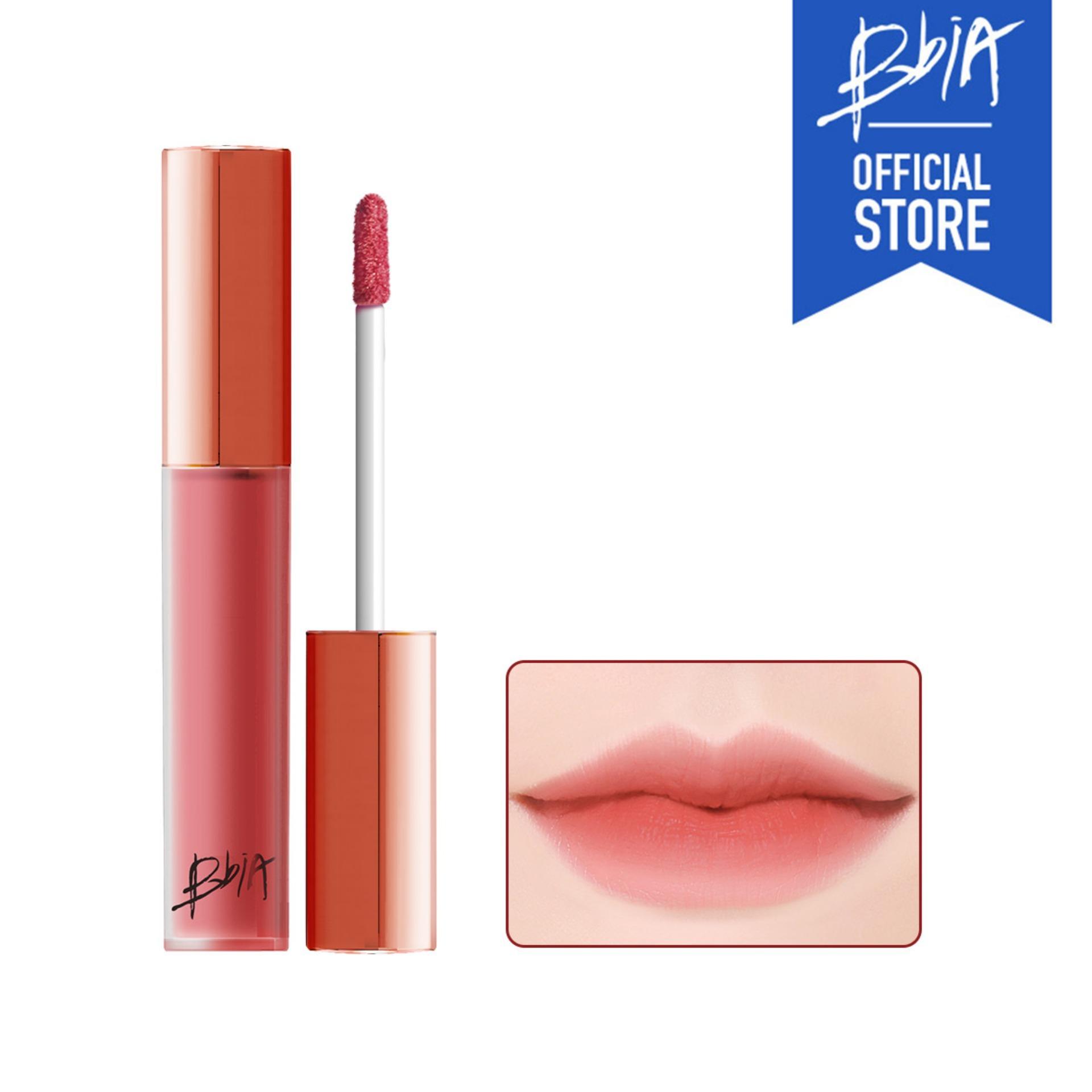 Son kem lì Bbia Last Velvet Lip Tint màu 16 - hồng tươi tốt nhất