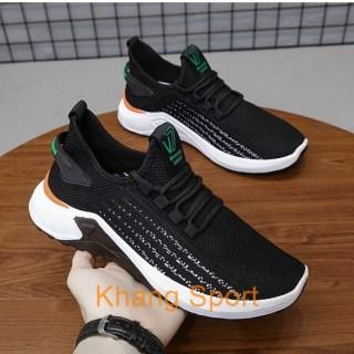 Giày nam đế cao su mềm Khang Sport giày thể thao nam G863 thumbnail