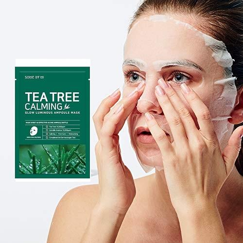 Mặt nạ giảm mụn Some By Mi Tea Tree Calming Sheet Mask 25g