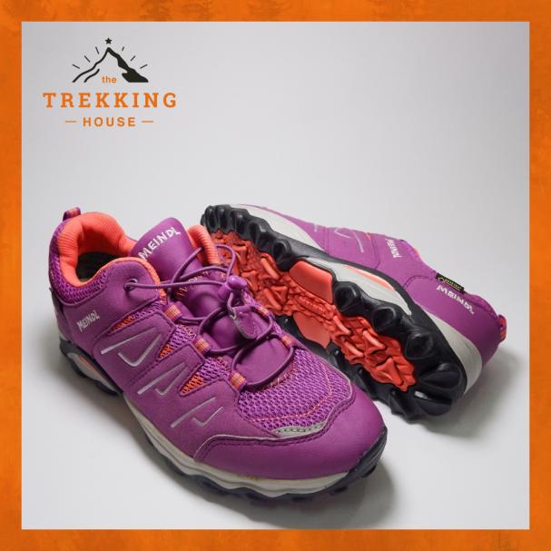 [ HÀNG MỚI VỀ ] Giày leo núi trekking Meindl dây rút, Giày phượt outdoor dã ngoại nữ giá rẻ