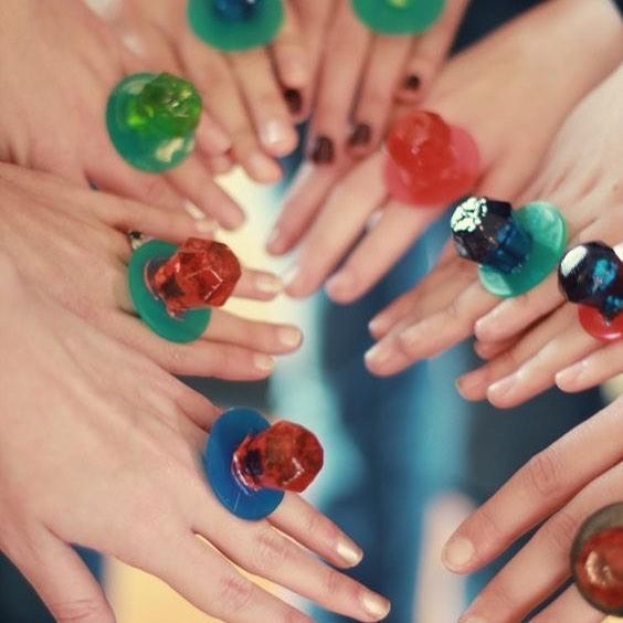 Kẹo Diamond Ring