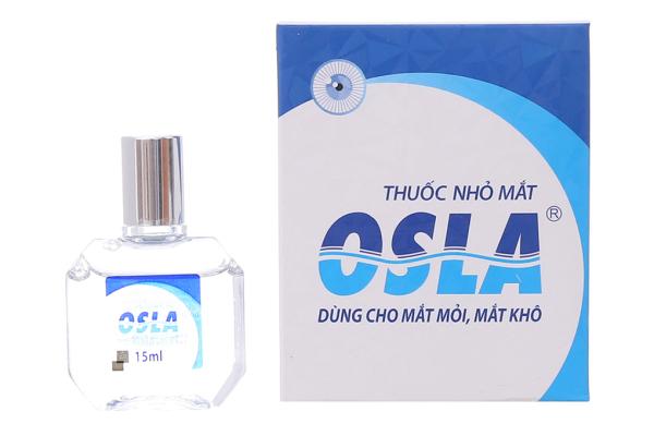 Dung dịch nhỏ mắt Osla chai 15ml