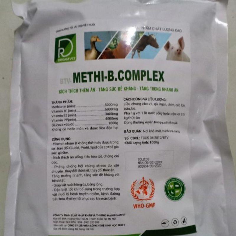 Bcomplex- kích thích tăng trọng 1 kg