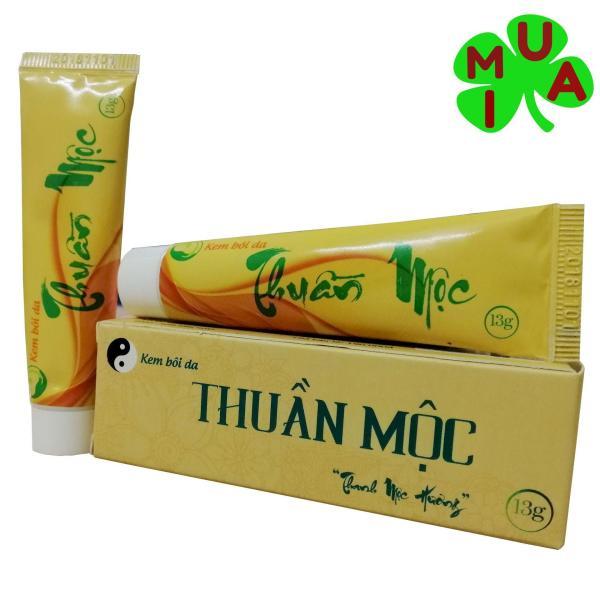 Kem bôi da Thuần Mộc của Thanh Mộc Hương 13g thành phần tự nhiên dùng được cho trẻ em giá rẻ