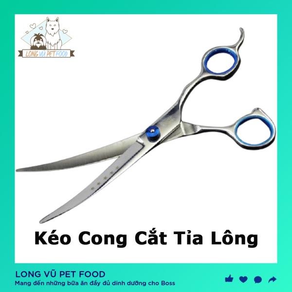 Dụng cụ cắt lông thú cưng - Kéo tỉa lông chó mèo chuyên dụng - Kéo cắt tỉa lông chó mèo