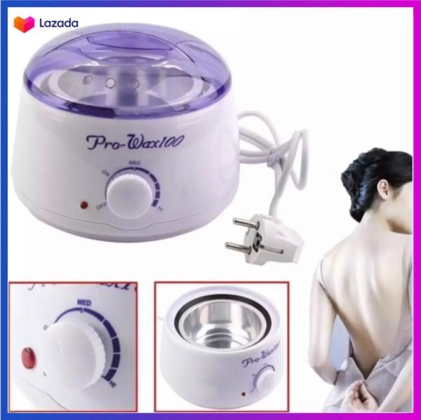 NỒI NẤU SÁP WAX LÔNG DÙNG ĐIỆN, máy đun sáp waxing triệt lông 220v làm tan chảy các loại sáp nhanh, máy nóng nhanh tiết kiệm thời gian, có thể điều chỉnh nhiệt độ.