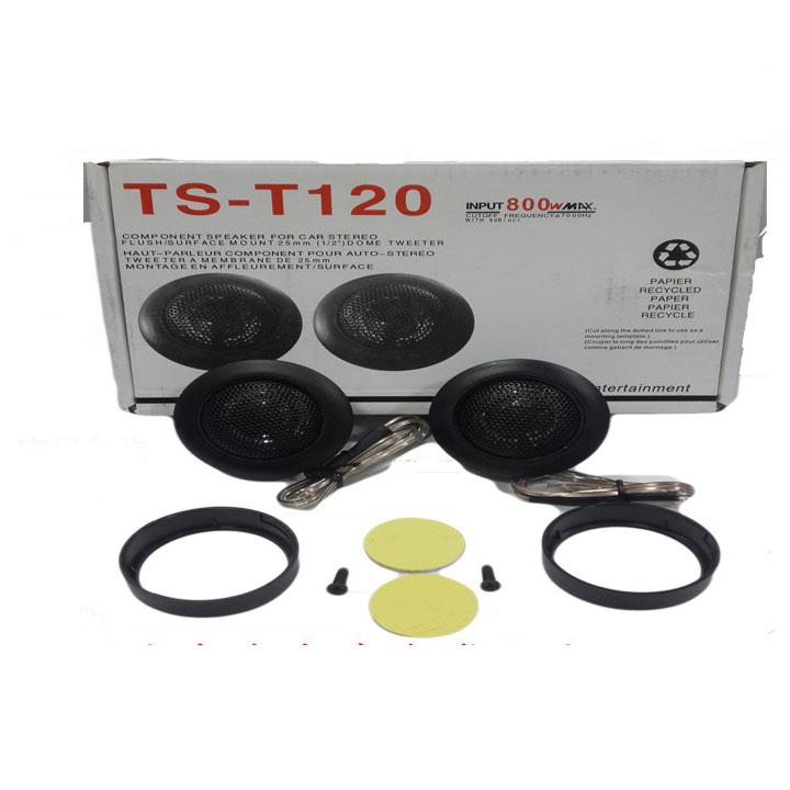 Loa treble poineer TS - 120A. Âm thanh sâu trung thực trong trẻo có video test. Thiết kế chuyên dụng cho xe hơi