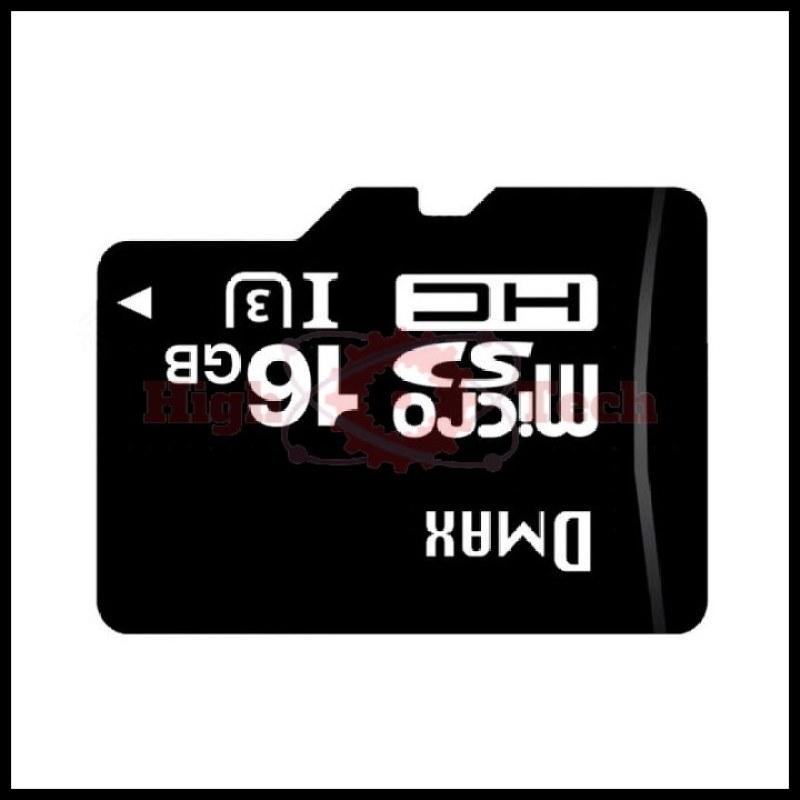 Thẻ nhớ 16Gb tốc độ cao U3, up to 90MB-s Dmax Micro SDHC + Đèn LED USB