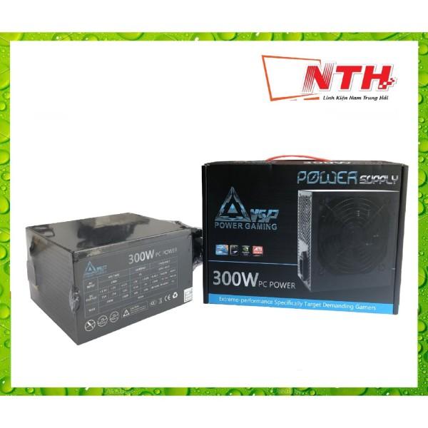 Bảng giá Nguồn VSP 300W-Full box- Kèm Dây Nguồn Phong Vũ