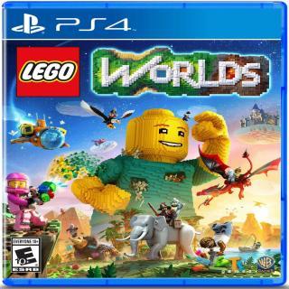 [Nhập ELJUN21 giảm 10% tối đa 200k đơn từ 99k] Đĩa Game PS4 Lego Worlds thumbnail