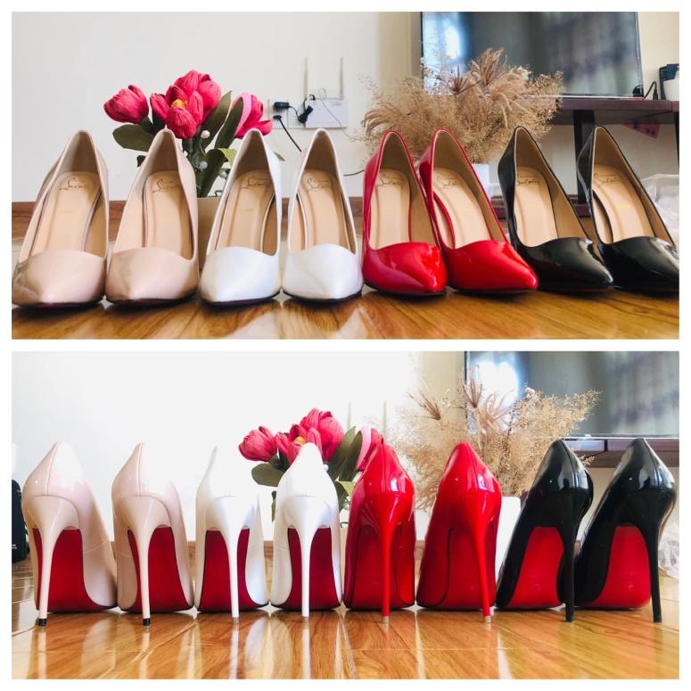 Giày Cao Gót 11P- Hàng VNXK - Sang Chảnh Quý Phái - 5 màu full size 34-40 giá rẻ
