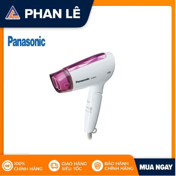 Máy sấy tóc Panasonic PAST-EH-ND21-P645 (Tím+trắng)