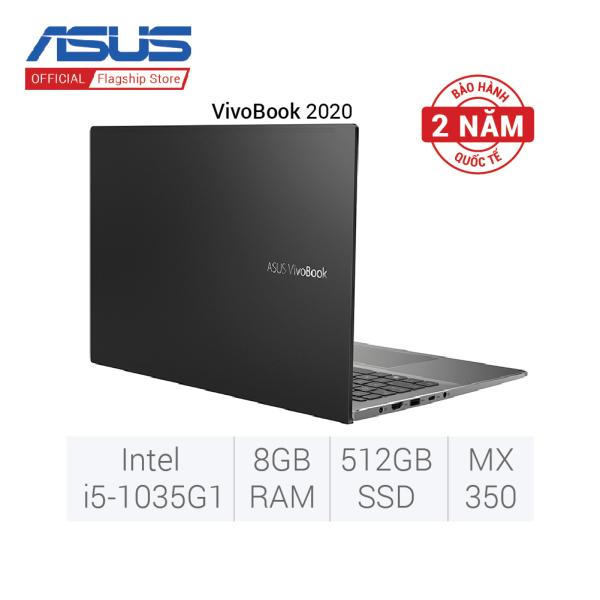 Bảng giá Laptop Asus Vivobook S533JQ-BQ085T i5 1035G1/8GB/512GB SSD/Nvidia MX350 2GB/WIN10 Phong Vũ