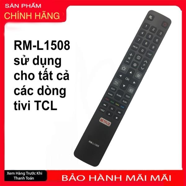 Remote Điều khiển TV TCL SMART đa năng